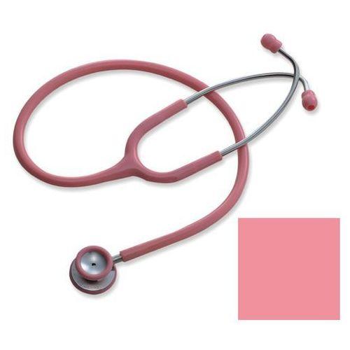 Stetoskop pediatryczny  deluxe s606pf - różowy marki Spirit