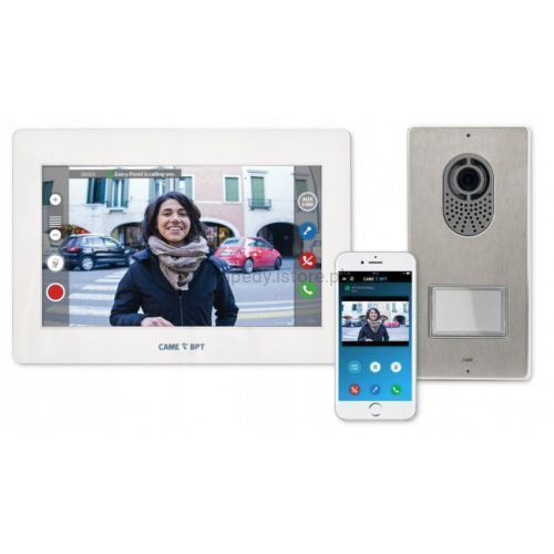 DOMOFON VIDEO CAME PLACO + XTS WiFi 7 cali (5900552077053)