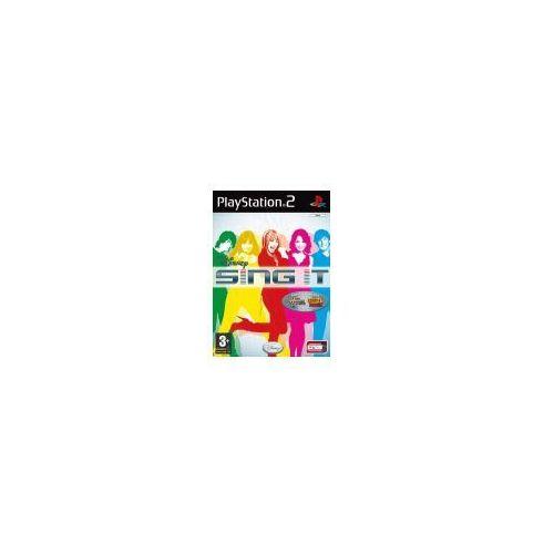 OKAZJA - Disney sing it hannah montana (ps2) marki Disney interactive