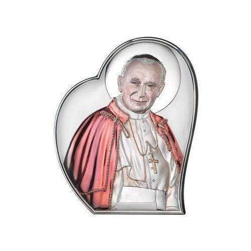 Obraz Święty Jan Paweł II w kolorze - (v#18061col)