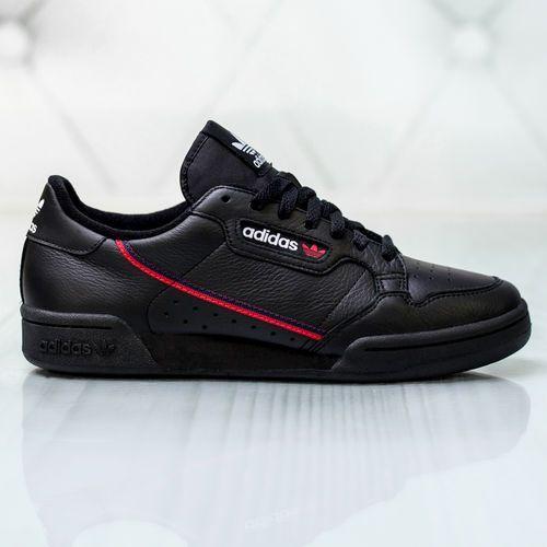 adidas Continental 80 G27707, kolor czarny