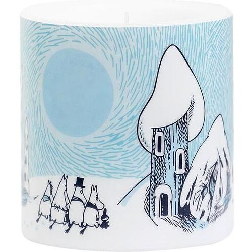Świeca muurla muminki snowy valley mała