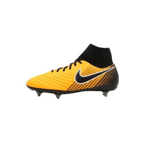 Nike Performance MAGISTA ONDA II DF SG Korki wkręty laser orange/black white volt (0886059725497)