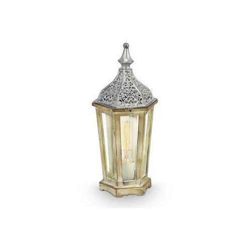 Eglo 49277 - Lampa stołowa VINTAGE 1xE27/60W/230V (9002759492779)
