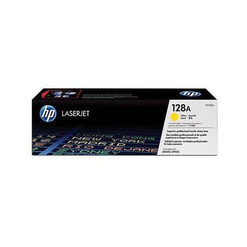 Toner oryginalny 128a żółty do hp laserjet pro cp1528 nw - darmowa dostawa w 24h marki Hewlett packard