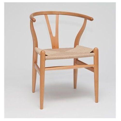 Krzesło wicker natural marki D2.design