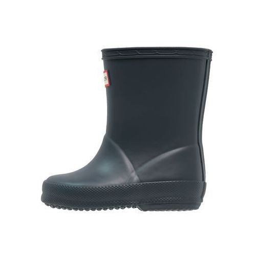 Hunter toddler's first classic wellies - navy - uk 8 toddler (5013441365923)