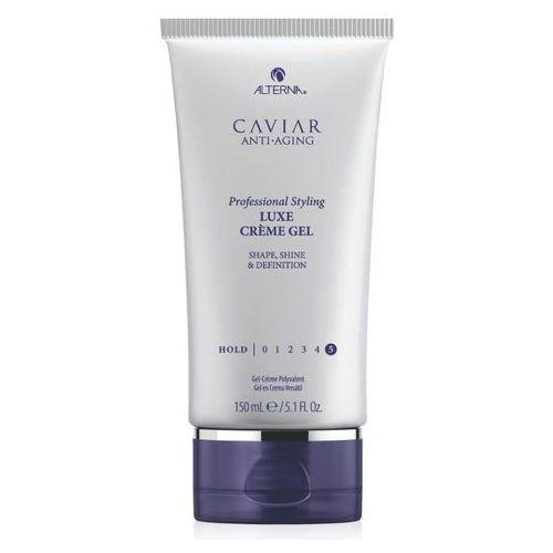 Alterna Caviar Professional Styling | Średnio utrwalający krem-żel do stylizacji włosów 150ml