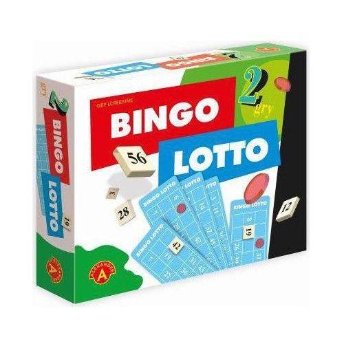 Alexander  2w1 bingo lotto (5906018013818)