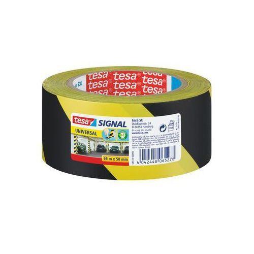Taśma ostrzegawcza signal marki Tesa tape