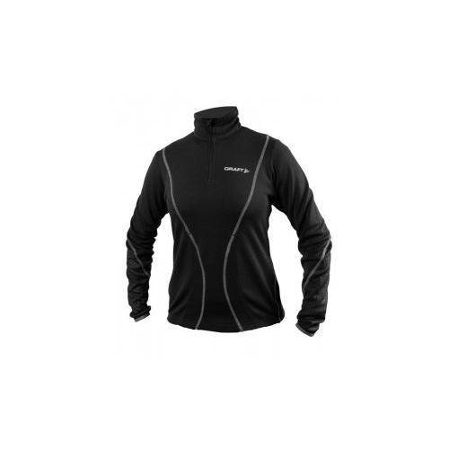 Damska bluza  layer 2 1900319 czarna marki Craft