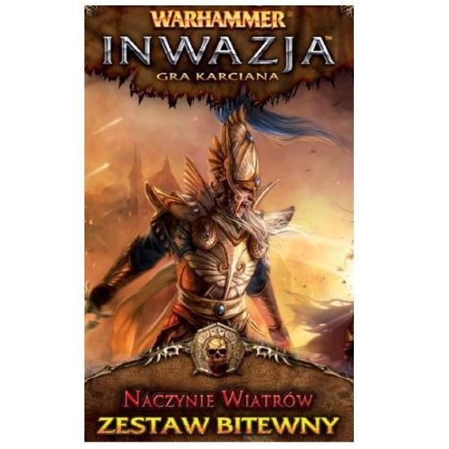 Fantasy flight games Warhammer inwazja: naczynie wiatrów