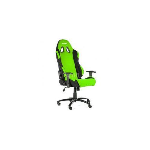 prime gaming chair - czarny/zielony - blisko 700 punktów odbioru w całej polsce! szybka dostawa! atrakcyjne raty! dostawa w 2h - warszawa poznań wyprodukowany przez Akracing
