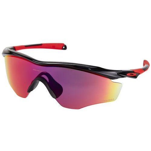 Oakley M2 Frame XL Okulary rowerowe fioletowy/czarny 2018 Okulary sportowe