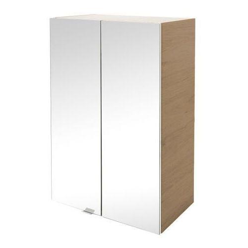 Szafka z lustrem GoodHome Imandra 60 x 90 x 36 cm drewno (3663602526858)