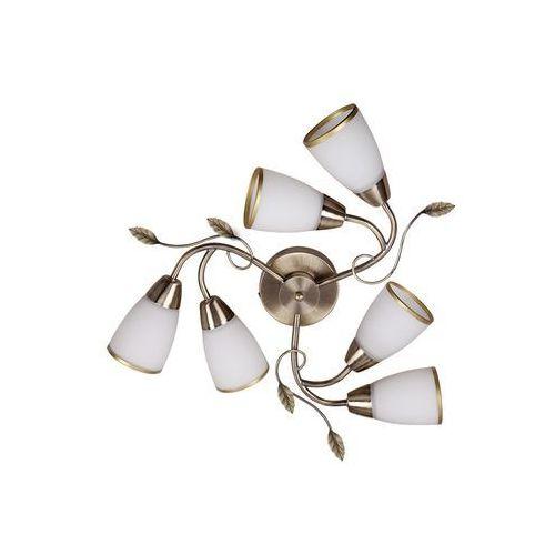 Rabalux 6146 - lampa sufitowa dreambells 6xe14/40w/230v (5998250361468)