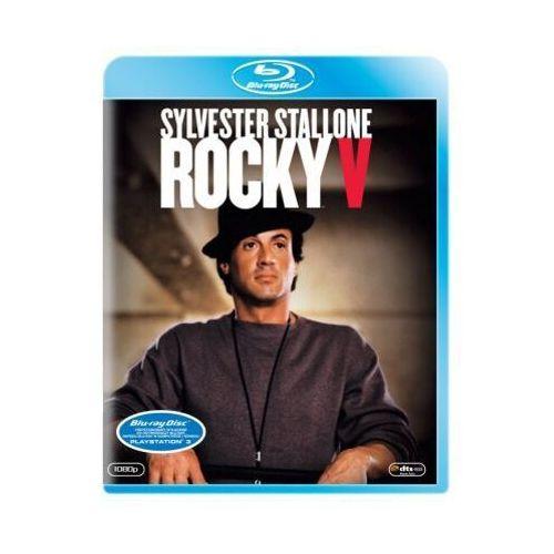 Rocky 5 (Blu-Ray) - Sylvester Stallone. DARMOWA DOSTAWA DO KIOSKU RUCHU OD 24,99ZŁ