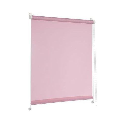 Roleta okienna mini różowa 37 x 160 cm marki Inspire