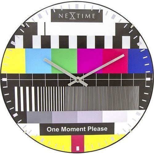 Zegar ścienny Test Page Dome, 3162