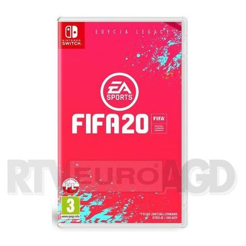 Fifa 20 marki Electronic arts