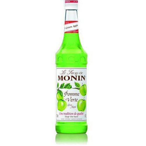 Monin Syrop smakowy apple jabłko 0,7