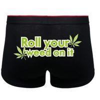 Bokserki męskie Roll your weed, w 5 rozmiarach