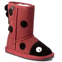 Emu australia Buty - little creatures lady bird k10111 red/rouge