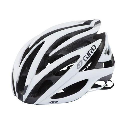 atmos ii kask rowerowy biały 55-59 cm 2016 kaski rowerowe marki Giro