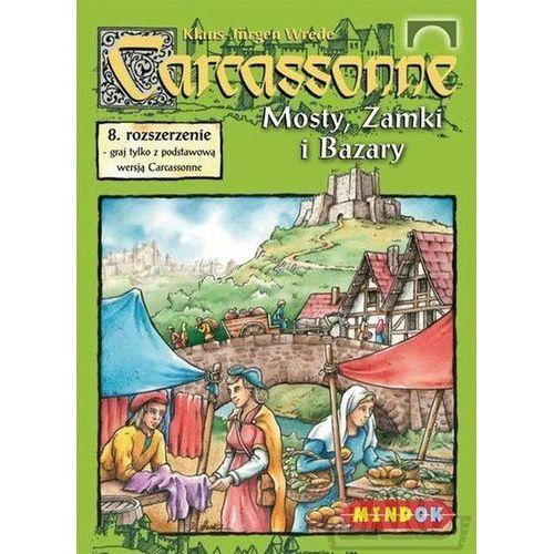 Carcassonne Mosty, Zamki i Bazary, WGBA0Y0UH000916 (5723432)