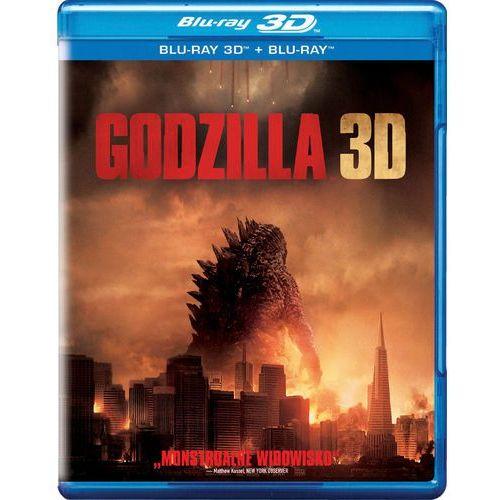Godzilla 3-d (2 bd) marki Galapagos. Najniższe ceny, najlepsze promocje w sklepach, opinie.