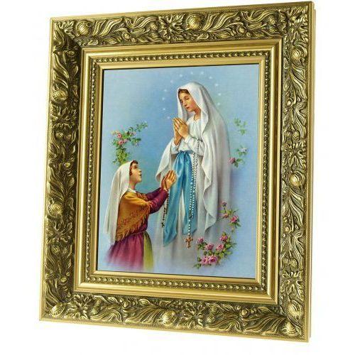 Obraz ceramiczny Matka Boża z Lourdes, ACH548