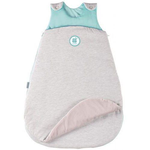Candide śpiworek do spania air+ warm 68 cm, turkusowy (3275051042904)
