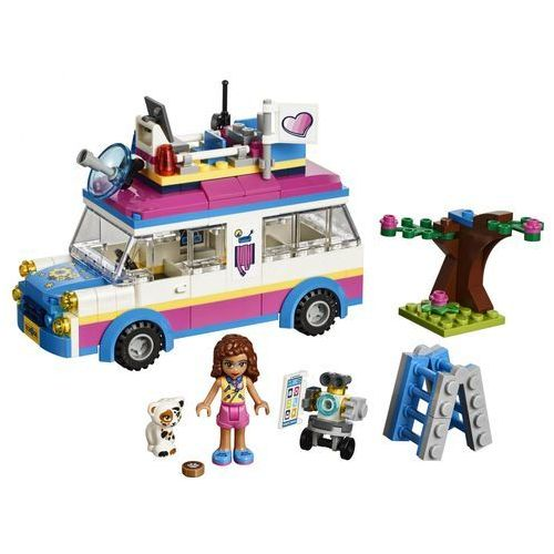 41333 FURGONETKA OLIVII (Olivia's Mission Vehicle) KLOCKI LEGO FRIENDS