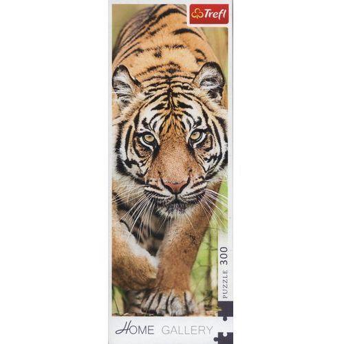 300 elementów, skradający się tygrys marki Trefl