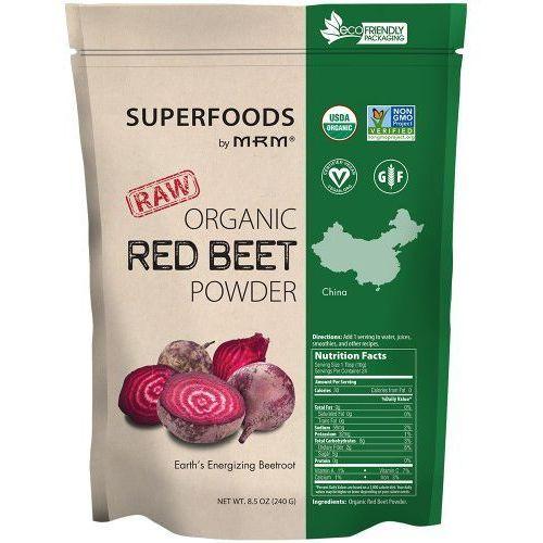 MRM Organic Red Beet Powder 240g, 2B16-95393