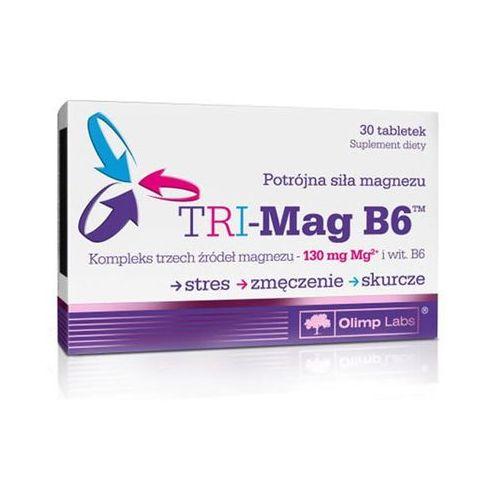 Tabletki OLIMP TRI-MAG B6 30 Tabletek