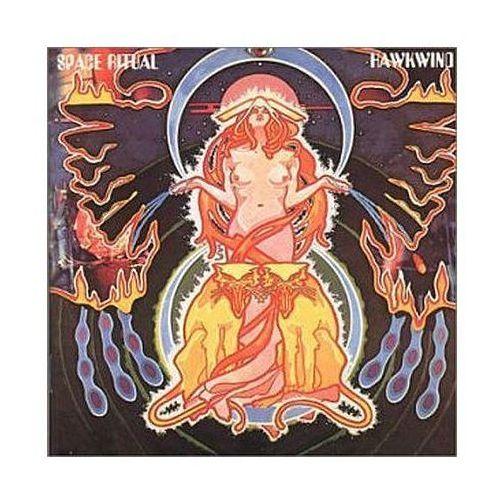 Space Ritual (Repackage) (CD) - Hawkwind