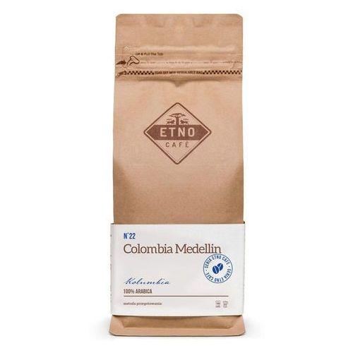 Kawa colombia medelin 250g colmed250lf marki Etno cafe
