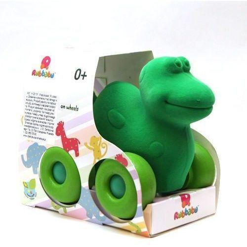 Rubbabu Pojazd - dinozaur zielony (8904001201317)
