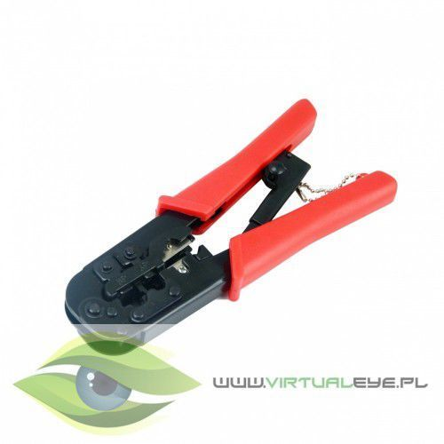 Gembird Zaciskacz wtyków rj45, rj12, rj11 ramię blister t-wc-02 (8716309084413)