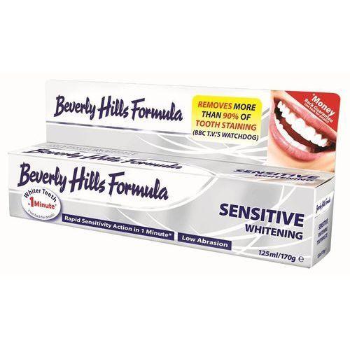 Pasta do zębów BEVERLY HILLS FORMULA SENSITIVE 125 ml