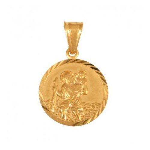 Zawieszka złota pr. 585 - 44987. Najniższe ceny, najlepsze promocje w sklepach, opinie.