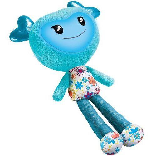 Interaktywna lalka brightlings turkusowa marki Spin master