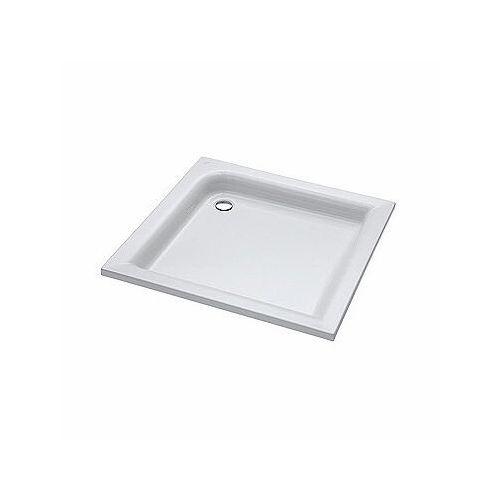 Koło Standard plus brodzik kwadratowy 90 biały - xbk1590000