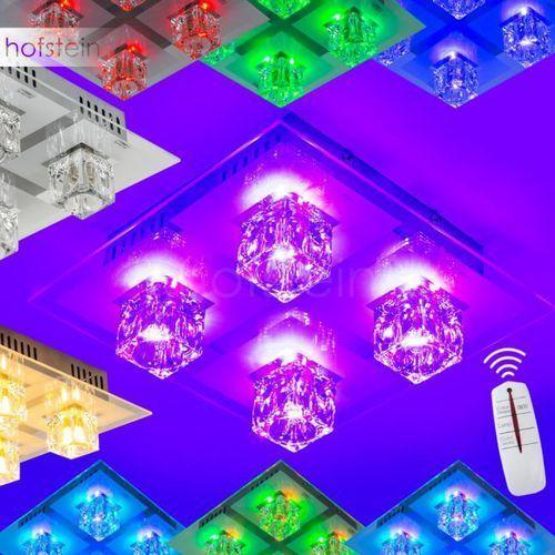 Hofstein Ferrara lampa sufitowa chrom, 4-punktowe - nowoczesny/design - obszar wewnętrzny - ferrara - czas dostawy: od 2-4 dni roboczych (4250294308337)