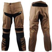 W-tec Motocyklowe spodnie męskie kalahari, desert sand, 4xl