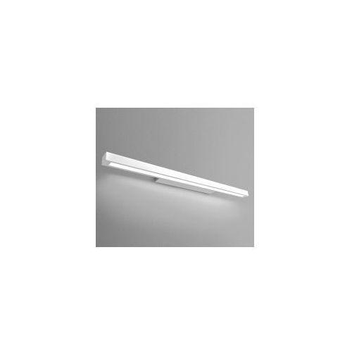 Set raw 86 led l940 hermetic 26340-l940-d9-00-03 biały mat kinkiet led ip54 aquaform marki Aqform