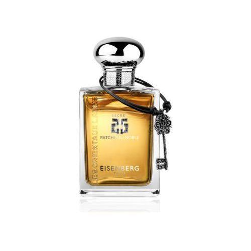 Eisenberg secret iii patchouli noble edp men 50 ml (3259550507645)