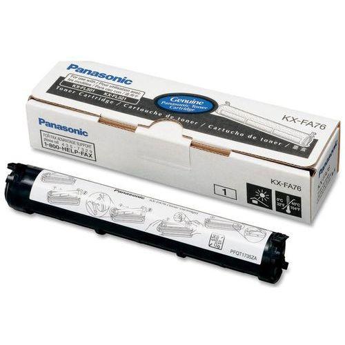 Panasonic Oryginał toner do kx-fl503/501/553/753/758 | 2 000 str. | czarny black