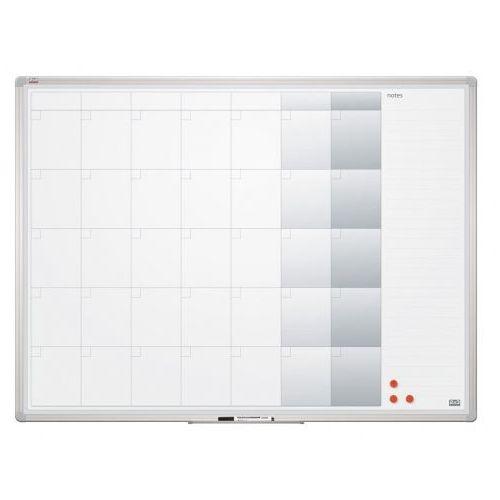 Planer miesięczny 120x90 tp007+ pole notatek marki 2x3